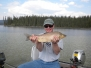 Frank Lake Fishing Camp Photo Gallery