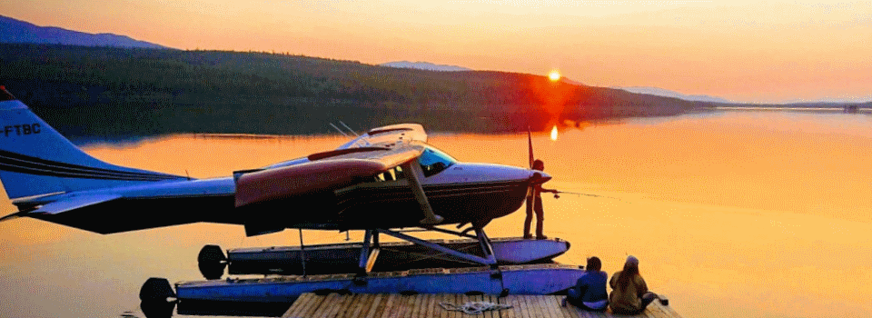Wilderness Fishing Plane