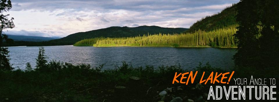 Ken Lake Gallery Postcard