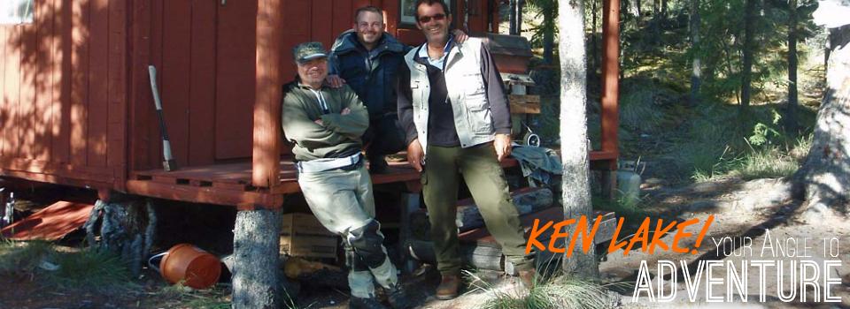 Ken Lake Gallery camp