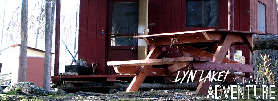 Lyn Angle Lake Gallery Cabin