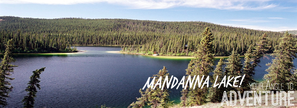 Mandanna Angle  Lake Gallery