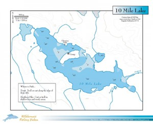 Ten-Mile-Lake-Yukon-Map