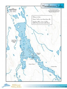 Mandanna-Lake-Yukon-Map