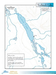 Teenah-Lake-Yukon-Map