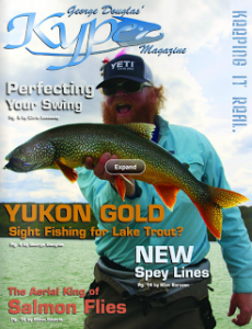 kype fishing magazine
